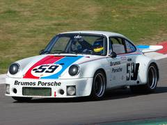 Porsche Carrera RSR 3.0 (1974), Chassis 911 460 9054, Classic Endurance Racing Nürburgring 2009, Foto: Carsten Krome